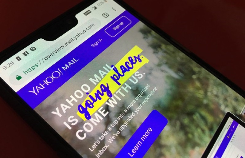 [Updated: Dec 04] Login to Yahoo mail not working? Server down for many today