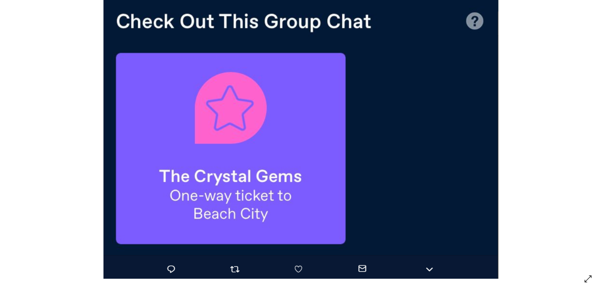 [It's official!] BREAKING: Tumblr testing new group chat feature, but 100 text blocks per post limit isn't new