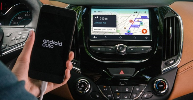 [Update: July 21] Android Auto Google Maps zoom with control knob broken, fix incoming