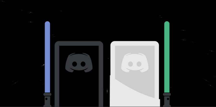 Behold dark mode fans! 'True white' Discord light mode available via canary channel
