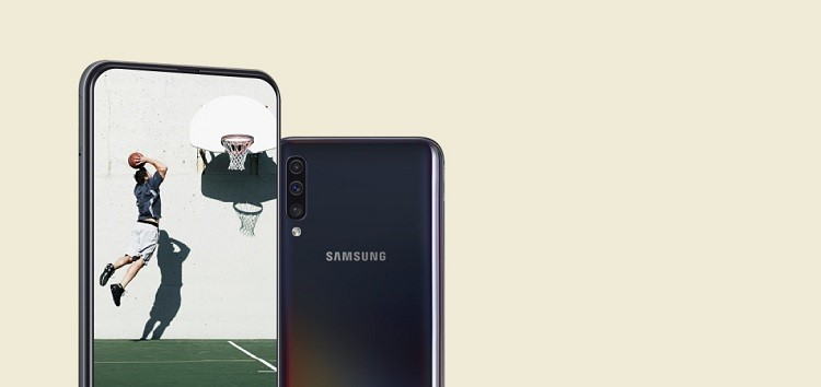 [Update: Delayed] Samsung Galaxy A50 One UI 2.5 update to release this month, confirms Verizon support
