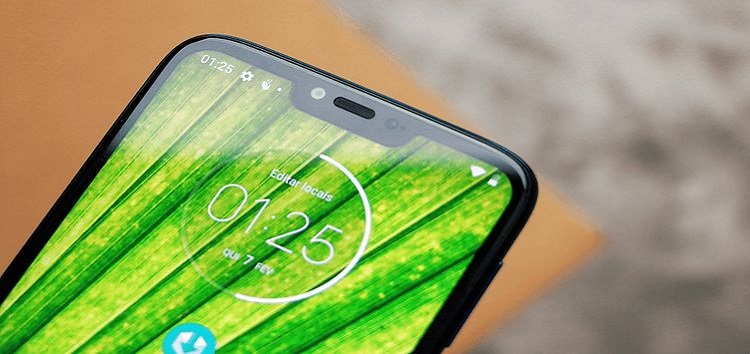 [Update: U.S. unlocked, AT&T, & T-Mobile too] Verizon Motorola Moto G7 Power Android 10 update rolling out