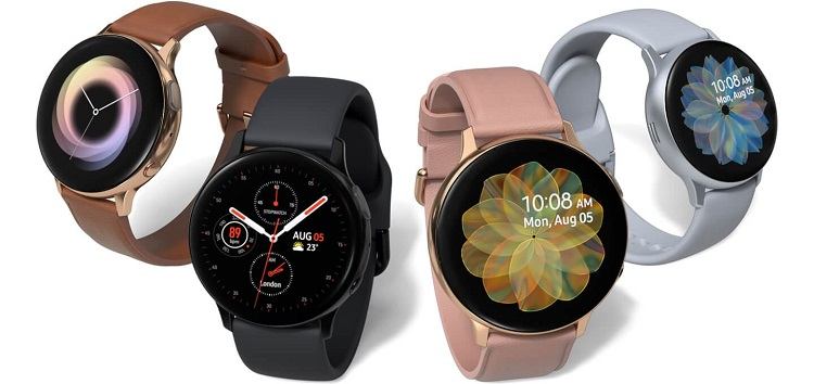 [Update: May 28] Samsung Galaxy Watch Active 2 One UI 2 (Watch Edition) update based on Tizen 5.5 to roll out soon