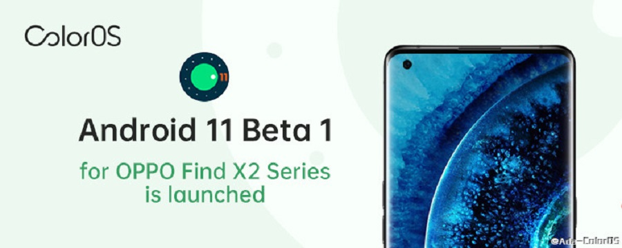 [Android Auto fixed] OPPO Find X2 & X2 Pro Android 11 beta update released with ColorOS 7.2 (Download link inside)