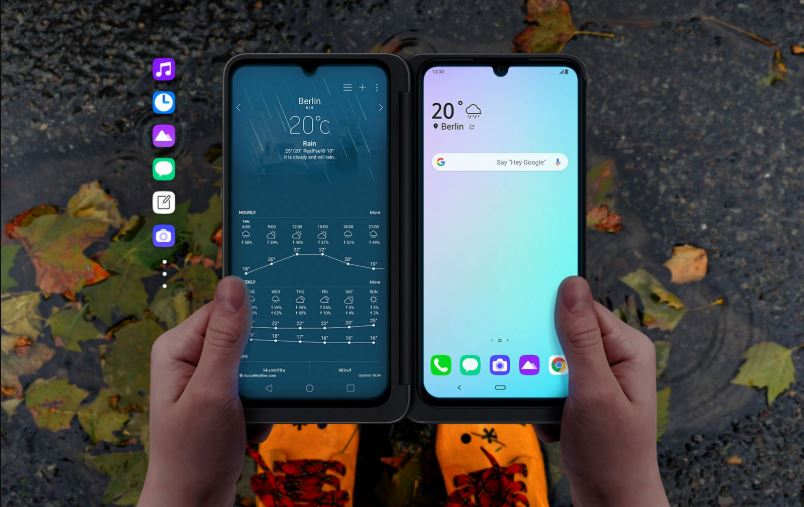 LG G8X ThinQ Android 11 update imminent as company publishes source code