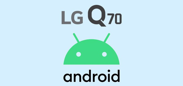 LG Q70 Android 10 (LG UX 9.0) update to hit Canadian devices in the coming week