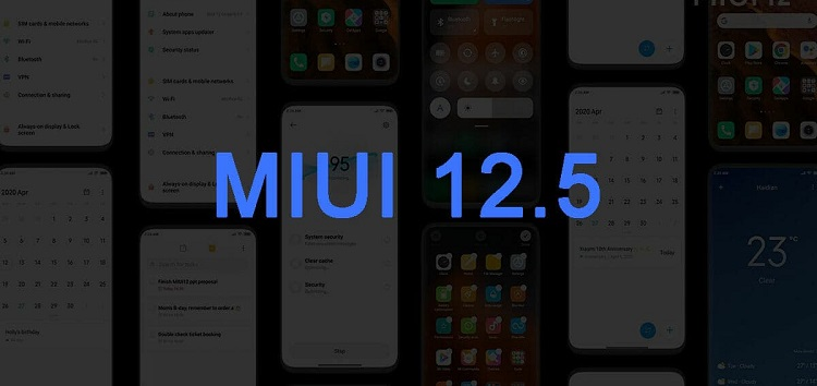 [Updated] Xiaomi MIUI 12.5 update eligible devices & release/rollout tracker