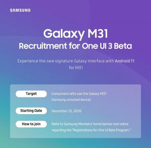 galaxy-m31-one-ui-3.0-beta