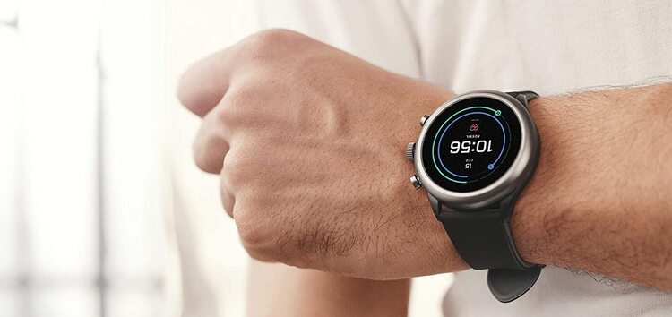 Fossil Sport Wear OS H-MR2 update likely not on cards