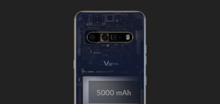[Updated] T-Mobile LG V60 ThinQ 5G Android 11 update to allegedly start rolling out on January 22