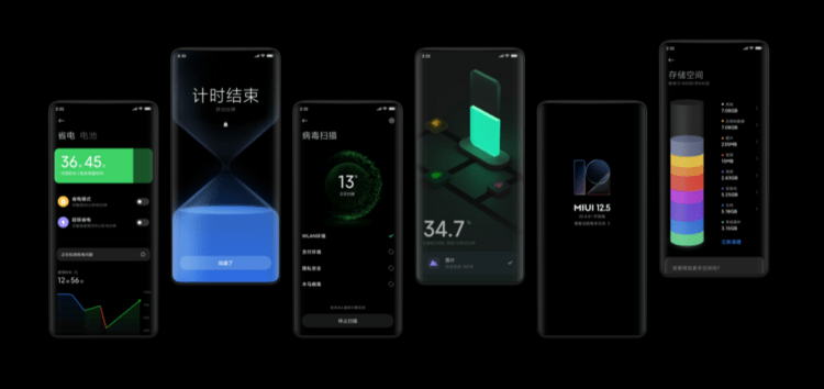 [Update: Optimizations being worked upon] MIUI 12.5 users complain of dark mode compatibility issues with apps like Messenger & Snapchat, no official fix in sight