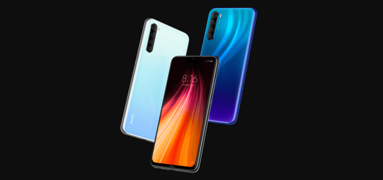Redmi Note 8 Android 11 update does away with app icon animations, also causes performance issues & battery drain for some