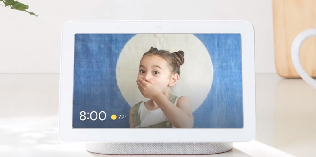 Google Nest (Hub) returns web results for some users when asked about sunset/sunrise time