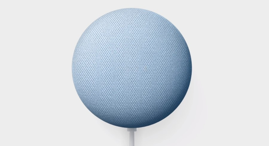 Google Home or Nest units responding in a different language for some users