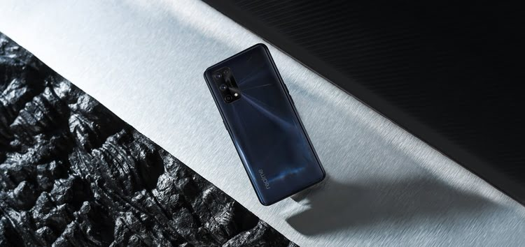 Realme X7 Pro Realme UI 2.0 (Android 11) stable update released