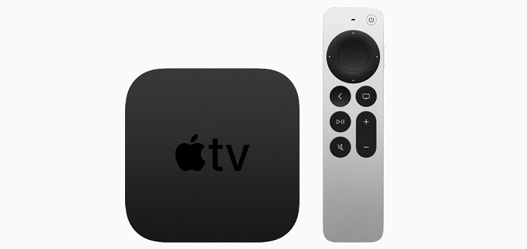 Some Apple TV remote (new model) owners noticing off-center placement of Apple logo, Play/Pause & other buttons