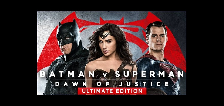 HBO Max allegedly plays the remastered Batman v Superman (BvS) with IMAX scenes on non-4K devices