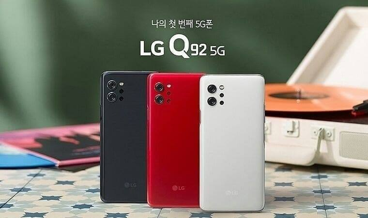 LG finally rolls out Android 11 update to the LG Q92 5G