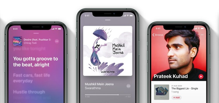 [Update: Poll results out] Should Apple Music add on/off toggle for clean & explicit versions of songs?