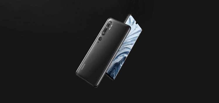 [Update: Europe stable] Xiaomi Mi Note 10 MIUI 12.5 update reportedly rolling out for global pilot testers