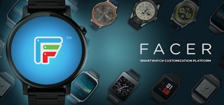 Watch Faces by Facer updated with new Tetris watch faces for Wear OS & Tizen smartwatches