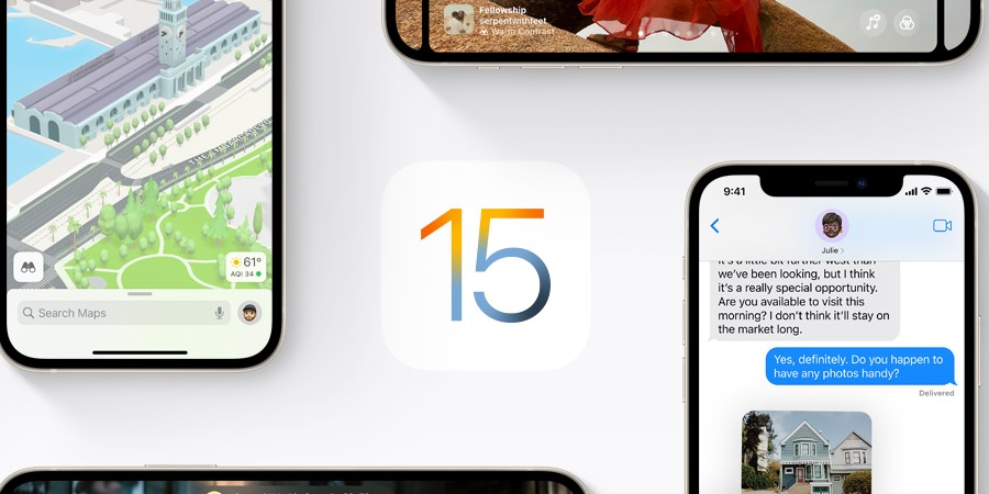 iOS 15 Beta 7 update still won't let iPhone Live Text users double tap on images to zoom