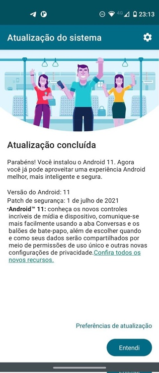 motorola-one-vision-android-11-update-brazil