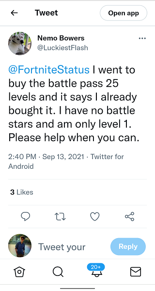 Fortnite-25-Battle-Pass-levels-pack-issue