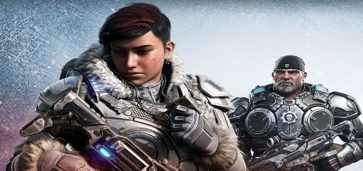 Gears of War devs aware of bug preventing Island Glow Green skins from granting, fix in the works