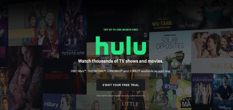 Hulu subscribers unhappy after 'Keep Watching' section moved to bottom of home page